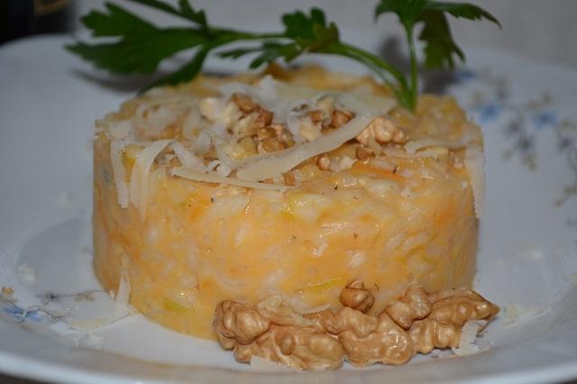 risotto-con-zucca-gorgonzola-e-noci