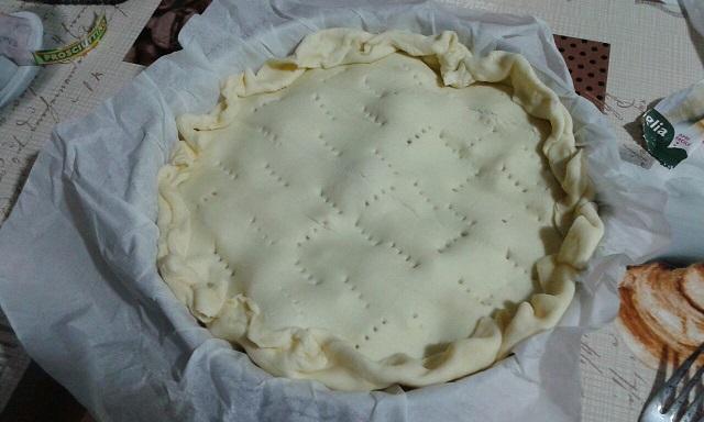 torta di sfoglia
