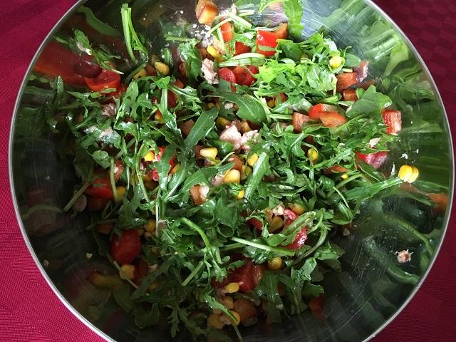 preparazione-insalata-di-farro