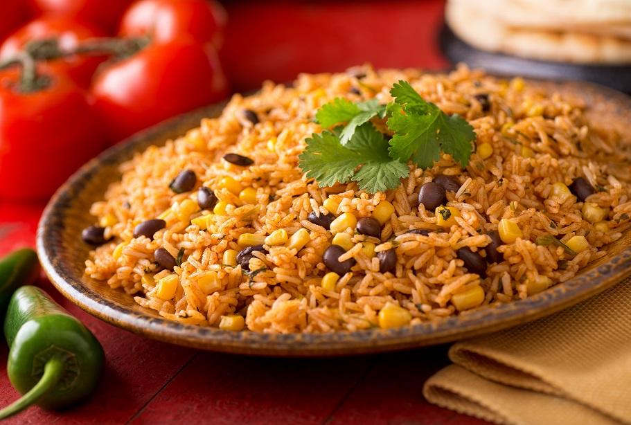 size 40 f9024 7f59e Riso alla messicana con mais e fagioli - BurroFuso