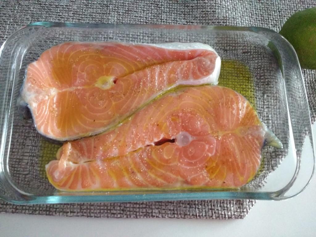 salmone-marinato-con-fagiolini-e-patate