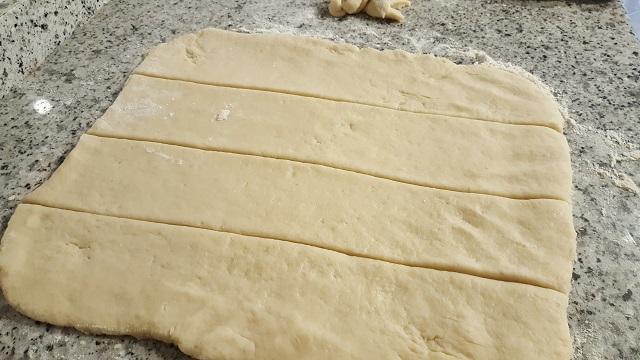 preparazione-torta-di-amarene-alla-russa-8