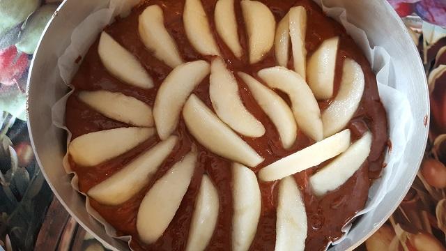 preparazione-torta-pere-e-cioccolato-10
