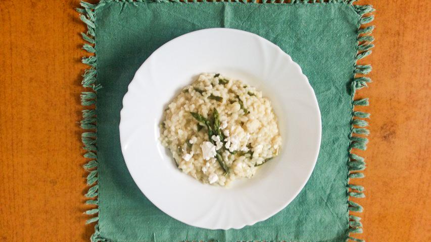 risotto-asparagi-e-feta