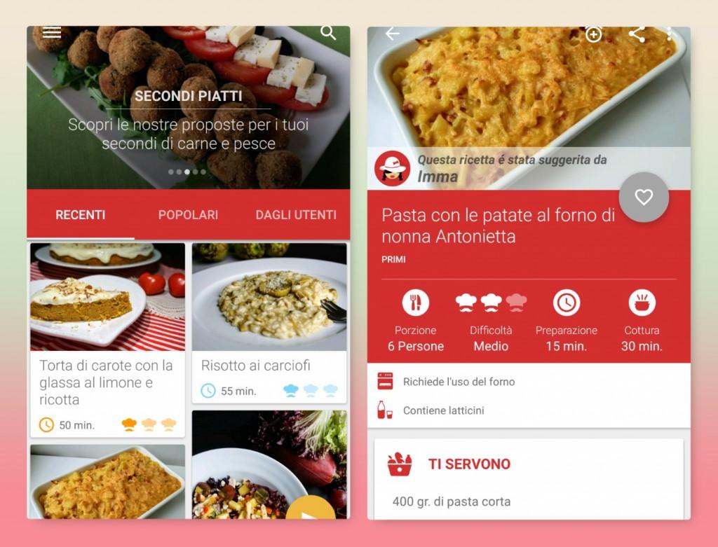 app di cucina tasty