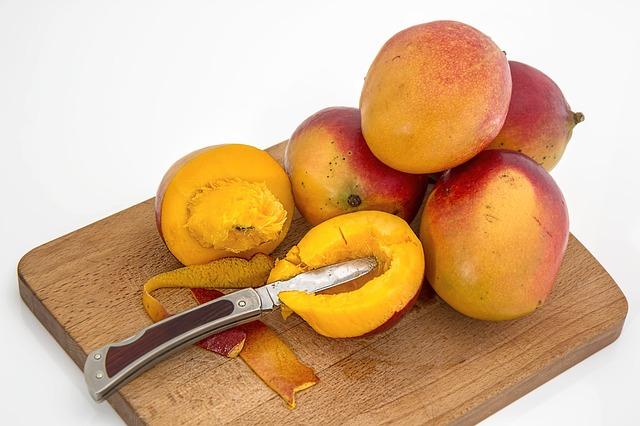 mango frutta esotica