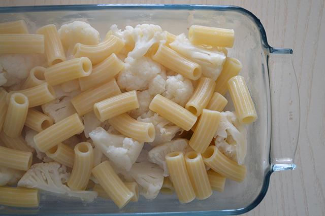 pasta con cavolfiore