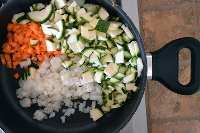 polpette vegetariane