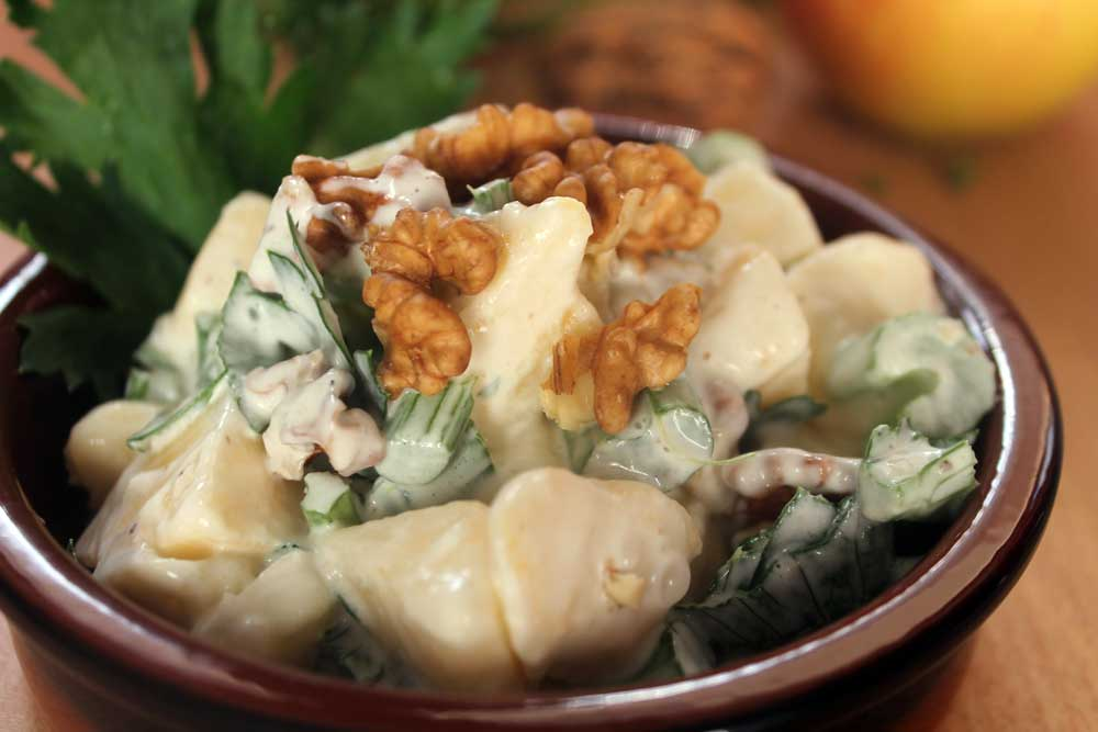 insalata waldorf