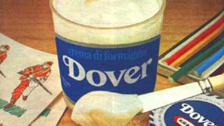 formaggio spalmabile Dover