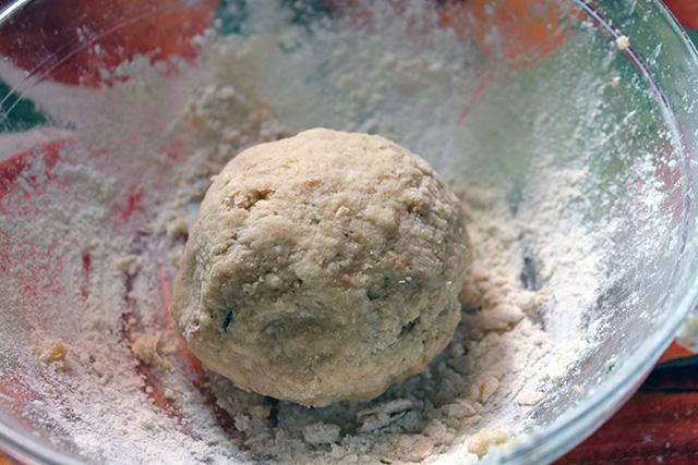 gnocchi di pane