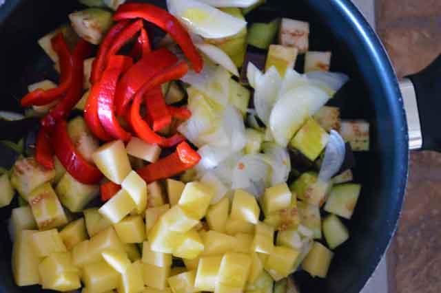 melanzane in padella