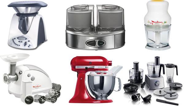 La tecnologia ai fornelli, ecco i migliori robot da cucina ...