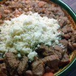 cous cous con carne