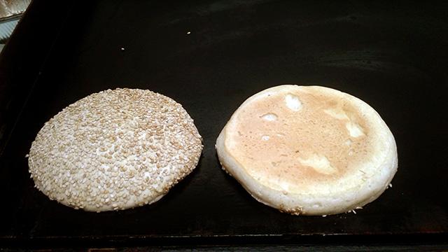 pane che si scalda