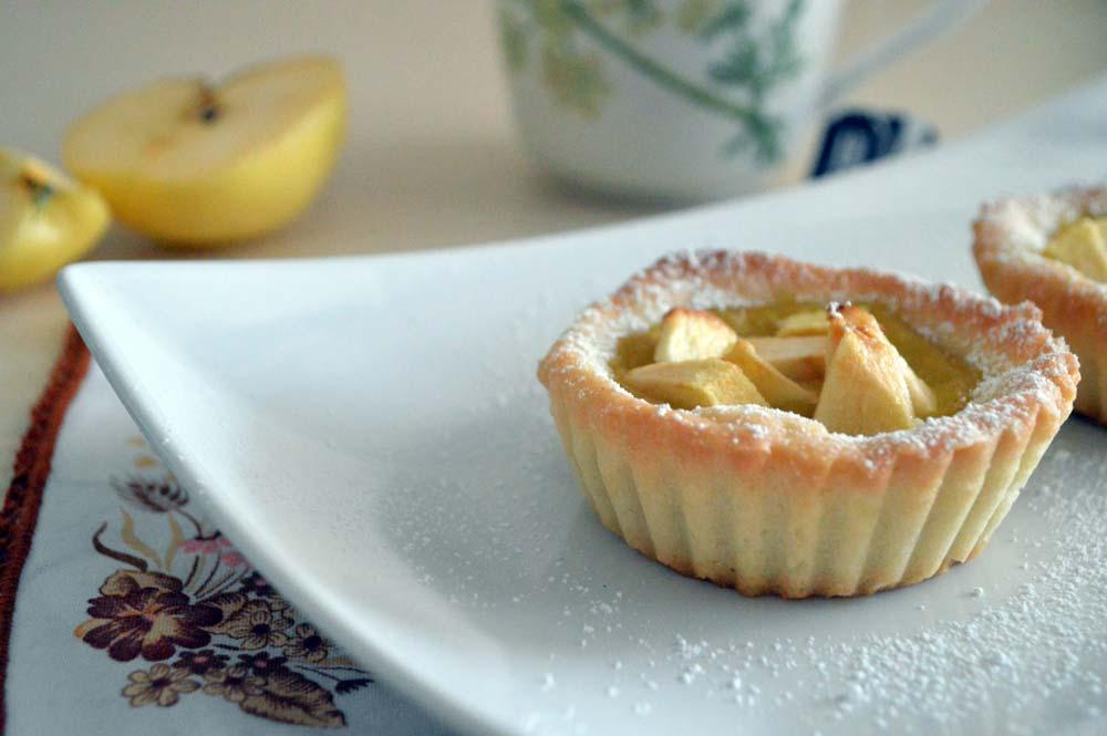 crostatina di mele
