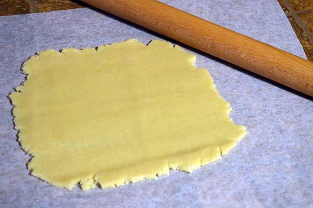 stendere la pasta frolla