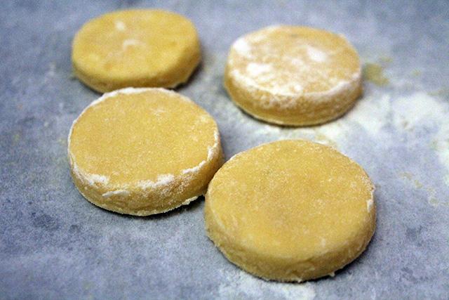 biscotti da cuocere