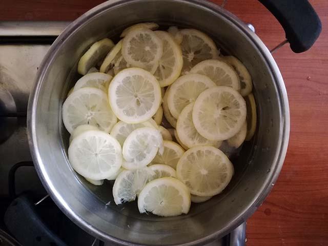 limoni in padella