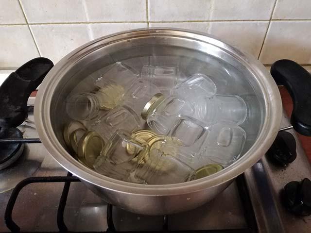 vasetti sterilizzati