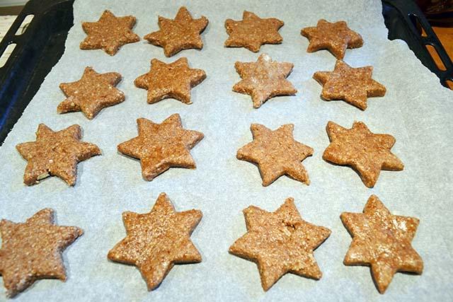stelle di cannella