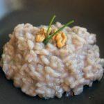 risotto al gorgonzola