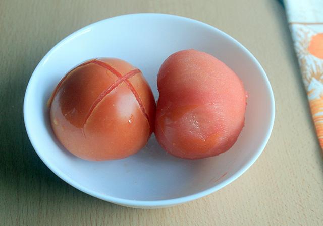 pomodori sbollentati