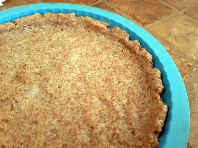 crostata con farina integrale