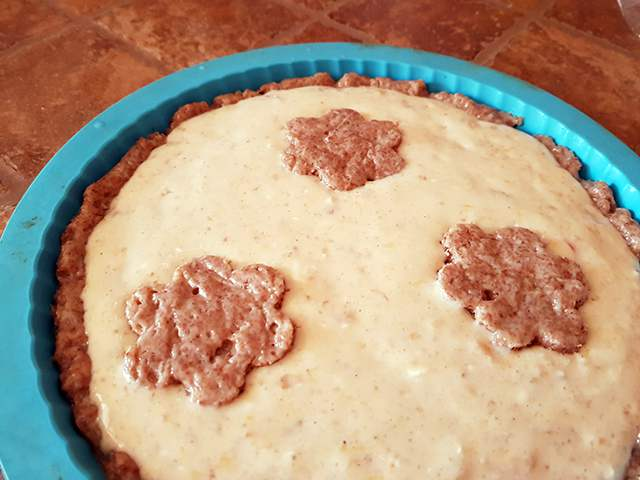 crostata integrale
