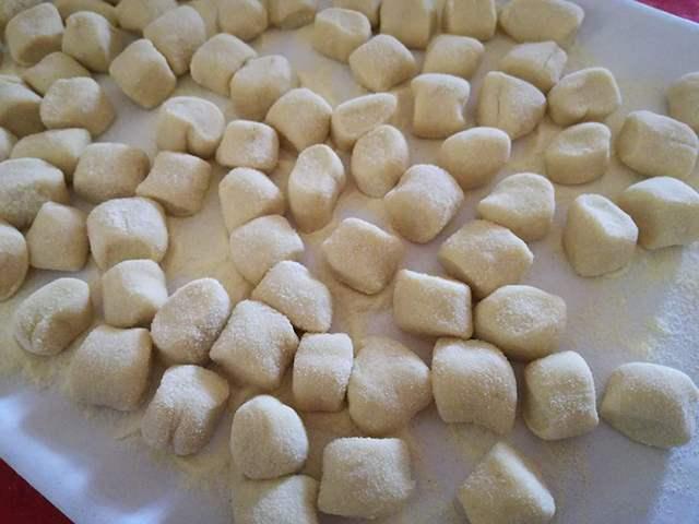 gnocchi al forno