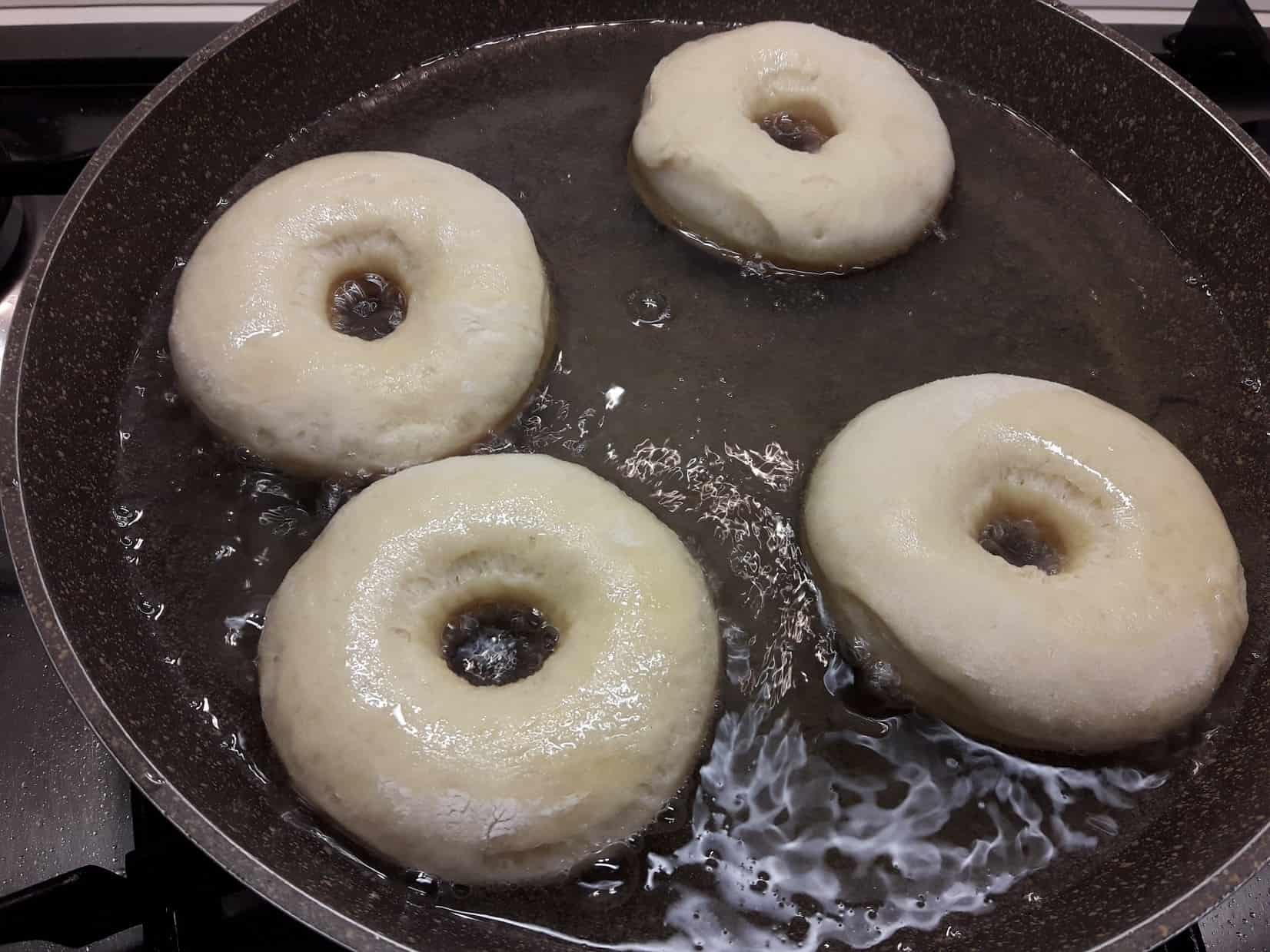 frittura dei donuts